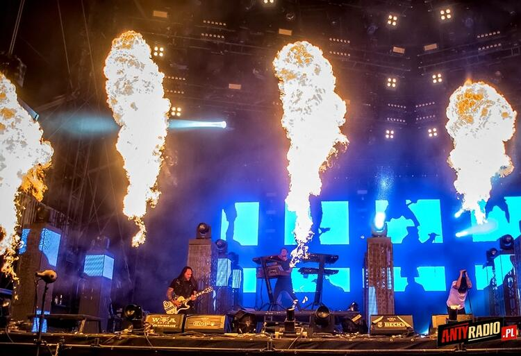 In Flames fot. Romana Makówka53