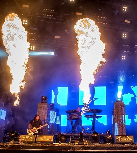 In Flames dał ognisty koncert na Wacken Open Air 2018 [GALERIA]