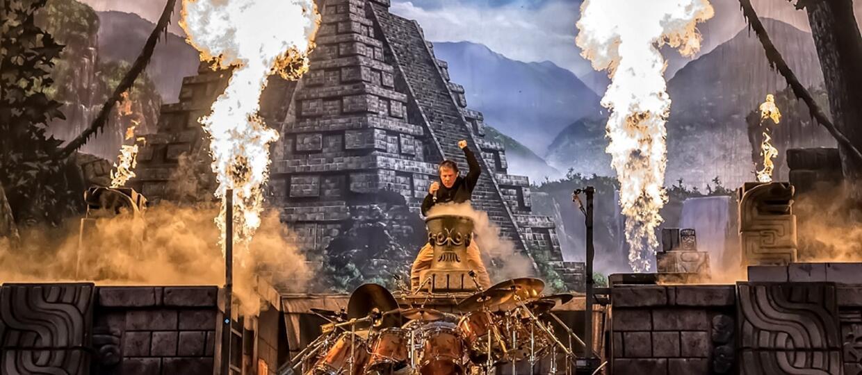 Iron Maiden ogłosił drugi koncert w Polsce w 2018