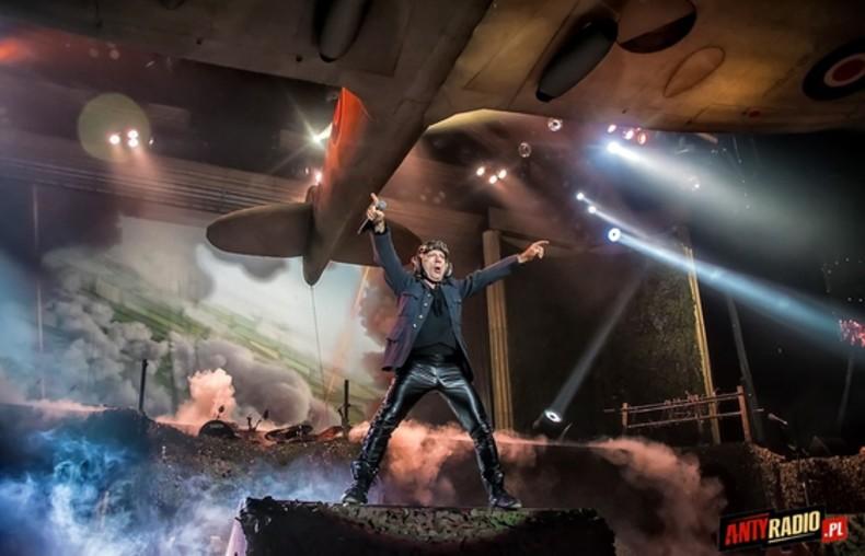 Iron Maiden fot. Romana Makówka1
