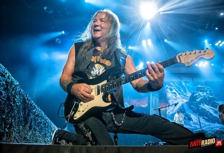 Iron Maiden fot. Romana Makówka2