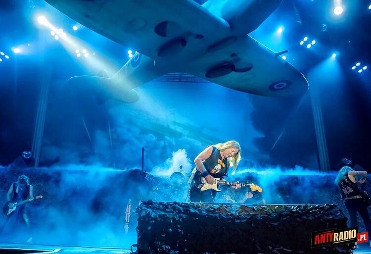 Iron Maiden fot. Romana Makówka4
