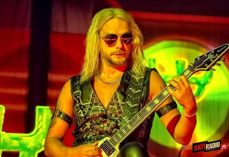 Judas Priest Fot. Romana Makówka4