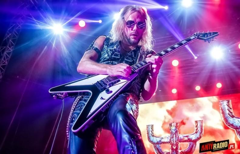 Judas Priest Fot. Romana Makówka70