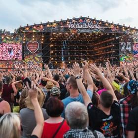 Pol'and'Rock Festival - dawny Przystanek Woodstock