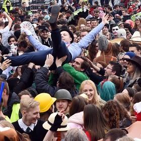 Juwenalia 2018 Poznań - kiedy odbędzie się święto studentów i kto na nim wystąpi?