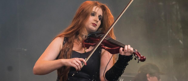 Kasia Lipert na Castle Party 2017 [GALERIA]