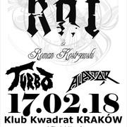 Kat & Roman Kostrzewski, Turbo, Alastor - znamy rozpiskę czasową koncertu