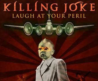 Killing Joke zagra w Polsce w 2018