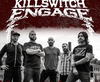Killswitch Engage na jedynym koncercie w Polsce w 2018