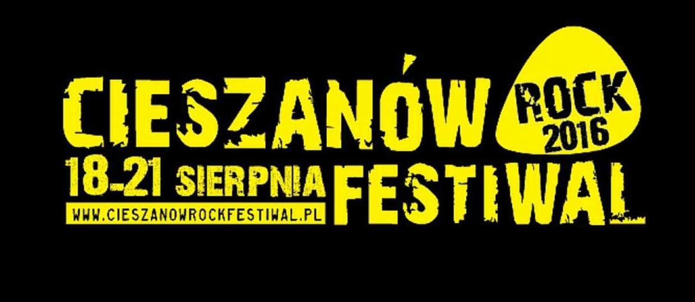 Kolejne gwiazdy na Cieszanów Rock Festiwal 2016