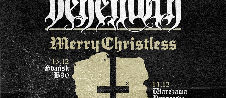 Kolejni artyści dołączyli do line-upu Merry Christless 2018