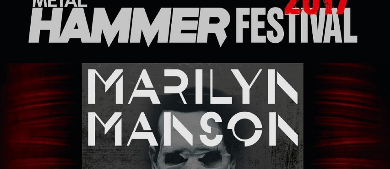 Kolejny artysta na Metal Hammer Festival 2017