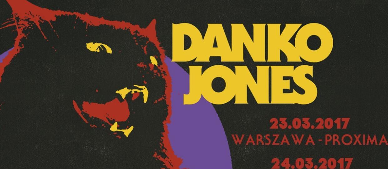 Koncerty Danko Jones zostały odwołane