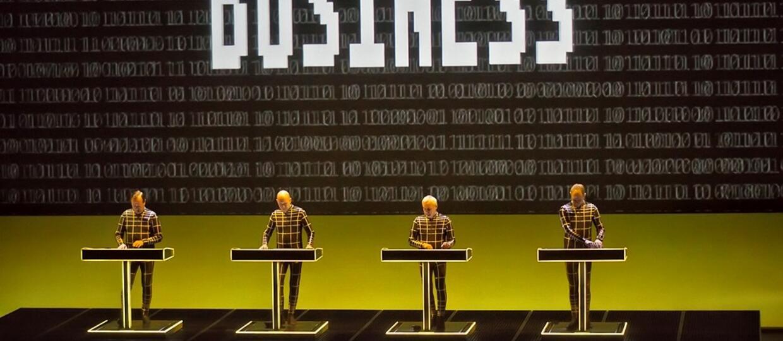 Kraftwerk zagra w Polsce w 2019