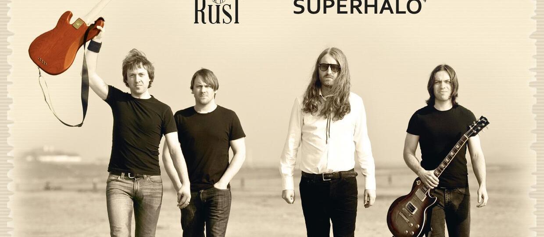 RusT i Superhalo wystąpią jako support przed The Answer