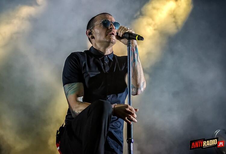 Linkin Park fot Romana Makowka2
