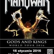 Manowar na Torwarze w Warszawie [RELACJA]