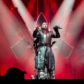 Marilyn Manson i Stone Sour zagrali koncert w Warszawie [RELACJA]