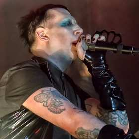 Marilyn Manson na Metal Hammer Festival 2017 [GALERIA]