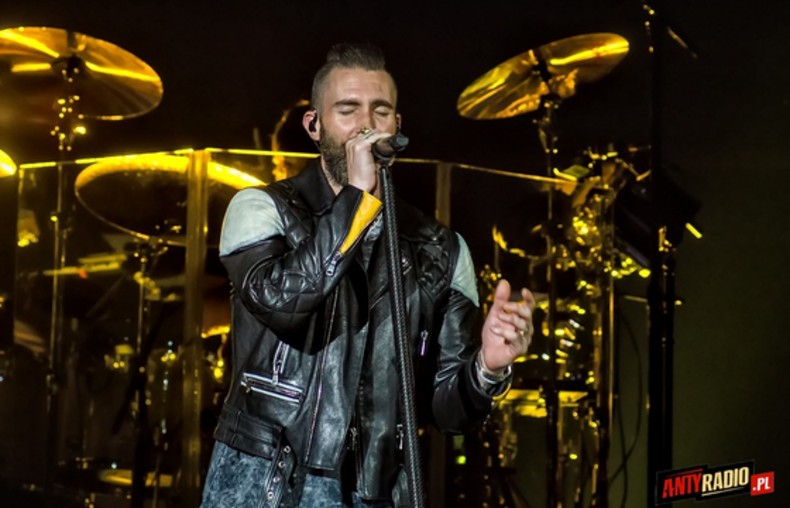 Maroon 5 Antyradio fot. Romana Makówka6