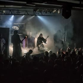 Mayhem zagrał w Katowicach [GALERIA]