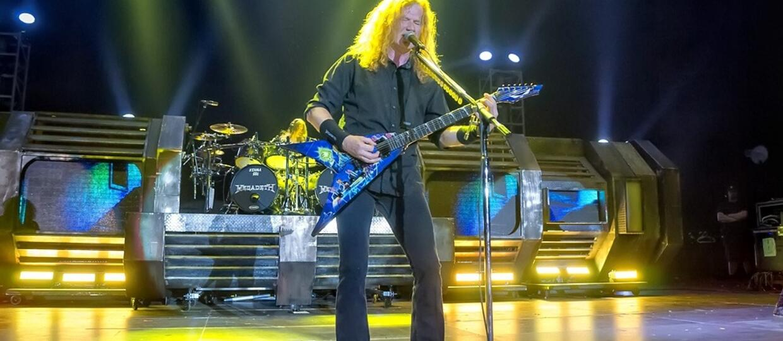 Megadeth na Power Festival 2016 [GALERIA]