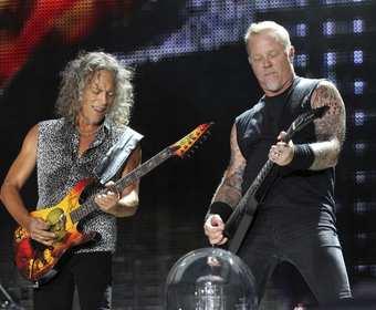 Metallica w Polsce w 2018. Rozpiska czasowa koncertu, informacje o wejściach i zabronionych przedmiotach