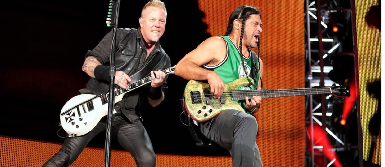 Metallica wystąpi w Polsce w 2018