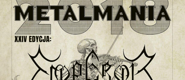 Metalmania 2018 - poznaliśmy nowe zespoły, które wystąpią na festiwalu