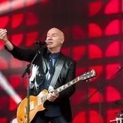 Midge Ure, lider Ultravox zagra koncert w Warszawie w 2018