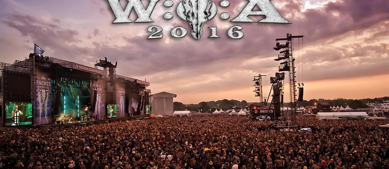 Motorhead, Whitesnake, Twisted Sister zagrają na Wacken 2016