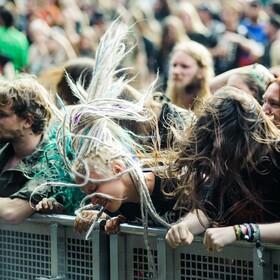 Metalowy festiwal