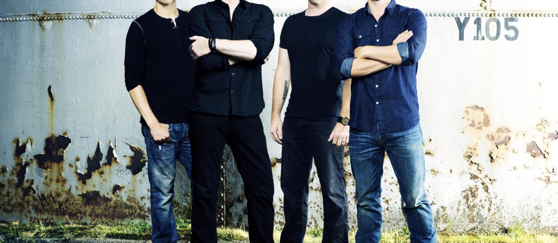 Nickelback wystąpi w Polsce w 2016 roku