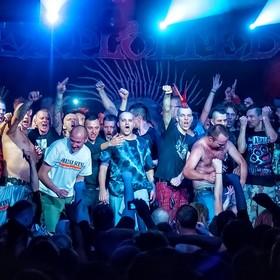 Niespodzianka z okazji koncertu The Exploited w Katowicach