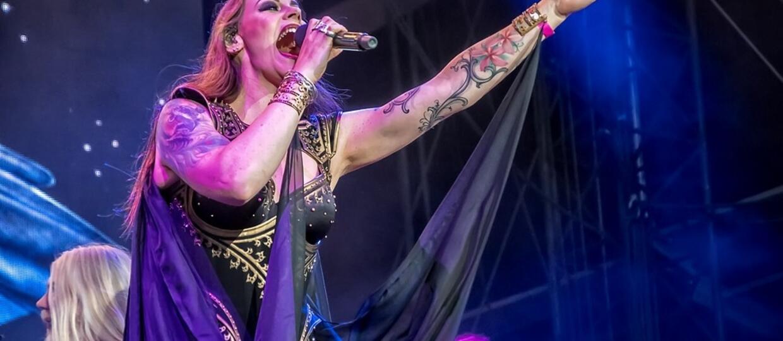Nightwish wystąpił na festiwalu Wacken Open Air 2018 [GALERIA]