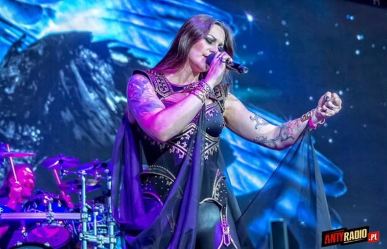 Nightwish fot. Romana Makówka22