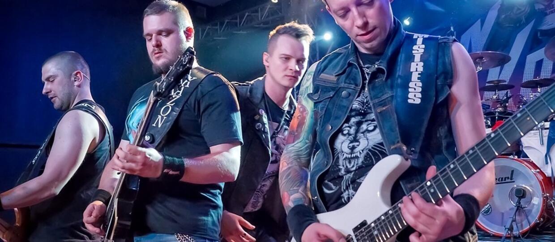 Nocny Kochanek, Łydka Grubasa i Zenek na Zdrajcy Metalu Fest 2017