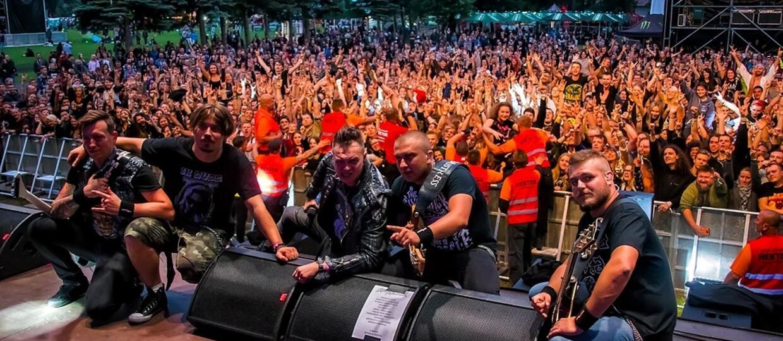 Nocny Kochanek na Czad Festiwal 2017 [GALERIA]