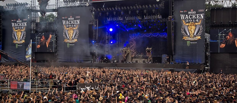 Oglądaj koncerty z Wacken Open Air 2016 na żywo