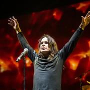 Ozzy Osbourne z Black Sabbath