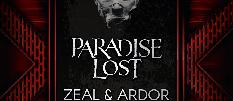 Paradise Lost zagra w Polsce w 2017