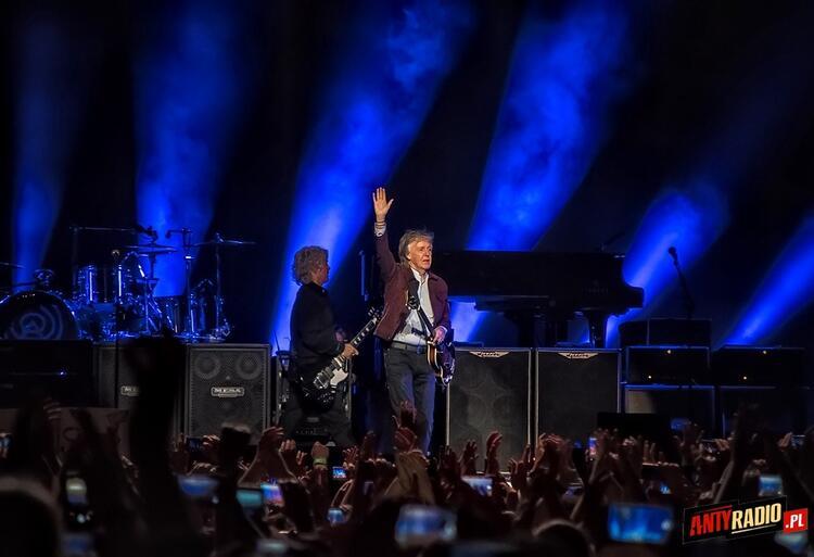 Paul McCartney fot. Romana Makówka1