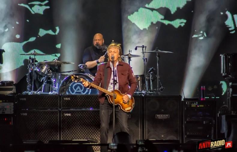Paul McCartney fot. Romana Makówka29
