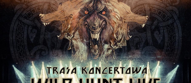 Percival Schuttenbach rozpoczyna trasę Wild Hunt