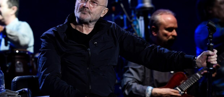 Phil Collins wystąpi w Polsce w 2019 roku