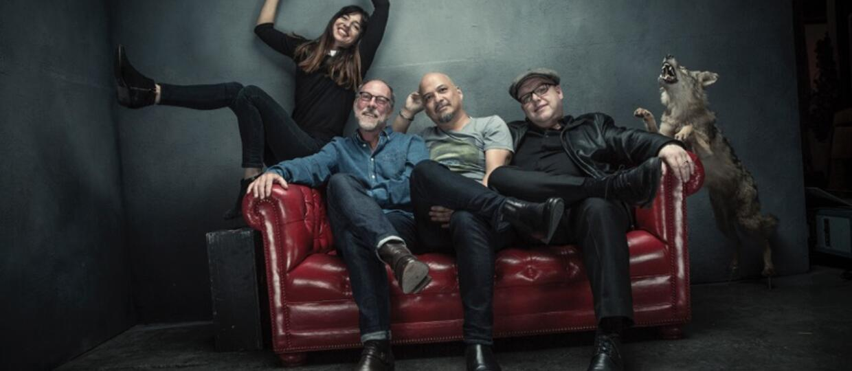 Pixies zagra koncert w Polsce w 2016