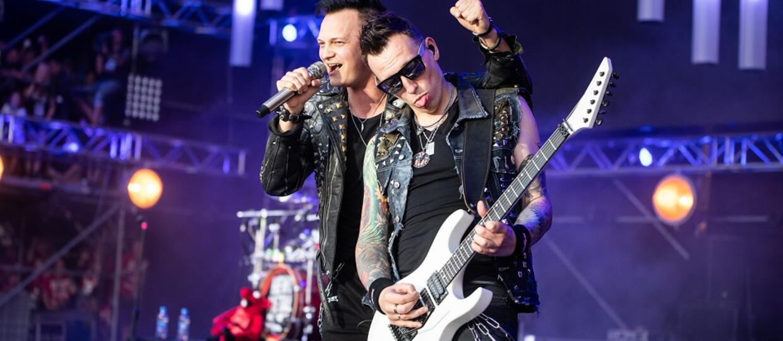 Pol'and'Rock 2018: Jak wyglądał występ Nocnego Kochanka, na którym według organizatorów bawiło się 700 tys. ludzi?