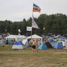 Pol'And'Rock 2018 - dawny Przystanek Woodstock