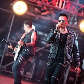 Nocny Kochanek na Pol'And'Rock Festival 2018